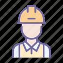 worker, builder, engineer, occupation, mechanic