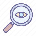 search, magnifier, find, research, analyzing, optimization
