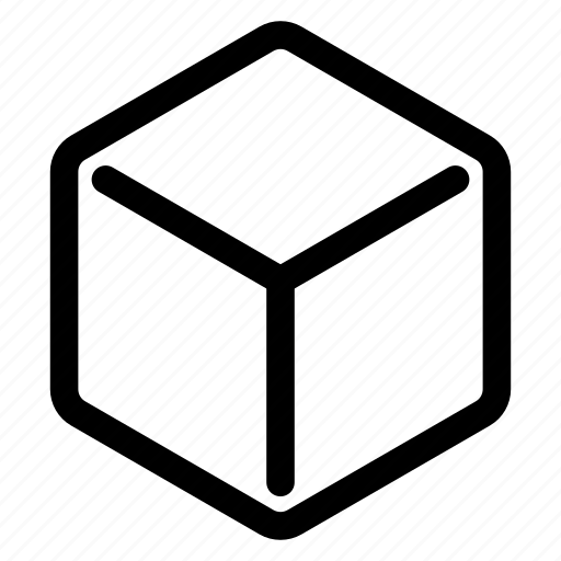 Box, case, delivery, packaging, package icon