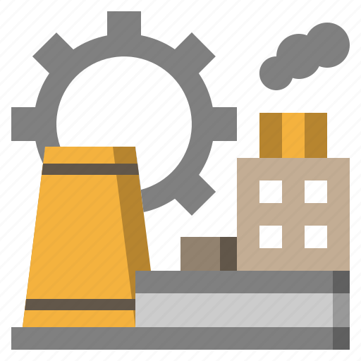 agency, antenna, branch, city, establishment, manufacturer, powerplant icon