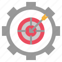 archer, archery, arrow, arrows, objective, sport, target icon