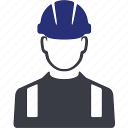 avatar, building, construction, engineer, labor, repair, worker icon