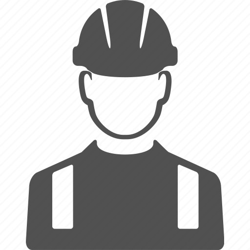 avatar, build, engineer, man, people, user, worker icon