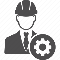 avatar, cog, engineering, gear, machine, options, tools icon