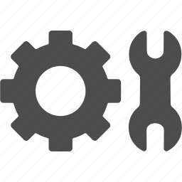 cog, control, engineering, gear, machine, options, repair icon