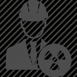 atom physics, automic, avatar, engineer, manager, user icon