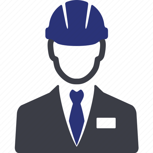 avatar, businessman, engineer, man, manager, people, person icon