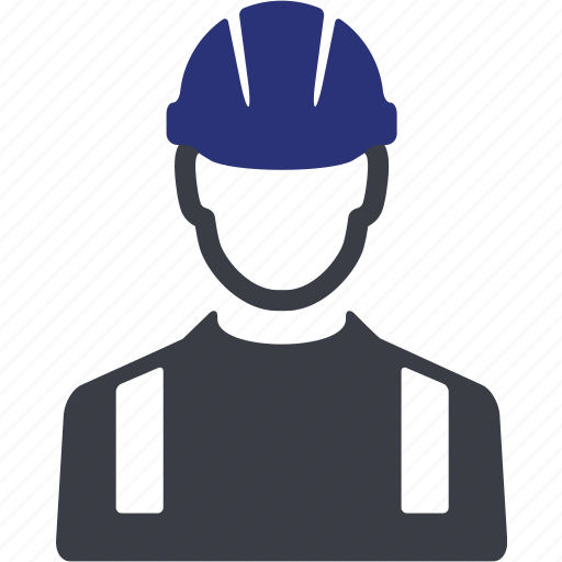 avatar, engineer, job, people, person, user, worker icon