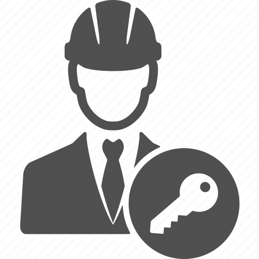 avatar, business, key, people, protection, safe, user icon