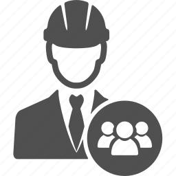 avatar, business, group, manager, people, user icon
