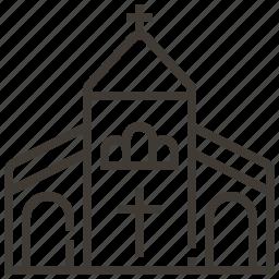 building, church, religion, religious icon