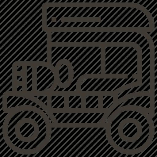 Car, transportation, transport, vehicle icon