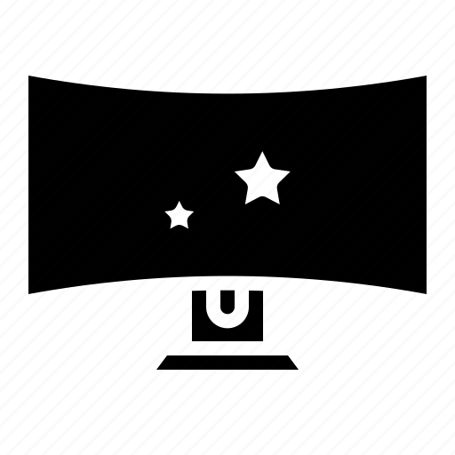 electronics, entertainment, screen, television, tv icon