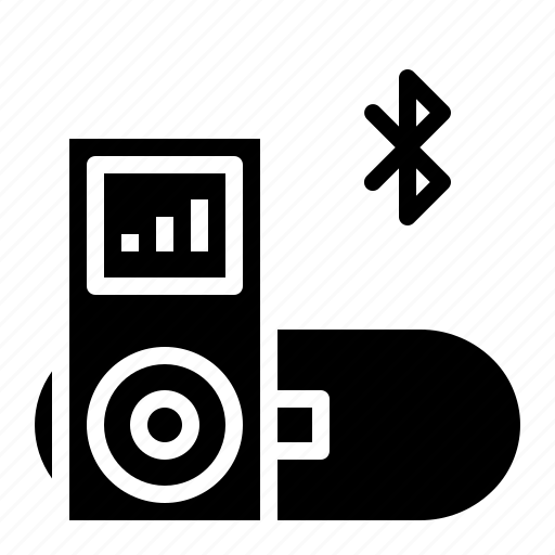 audio, bluetooth, device, gadget, multimedia icon