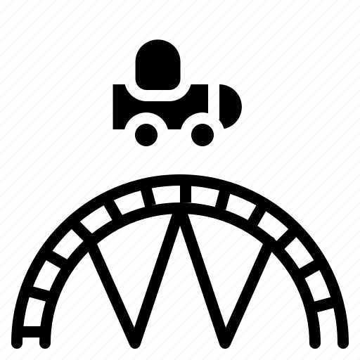 Bigwheel, childhood, fair, ferriswheel, rollercoaster icon - Download on Iconfinder