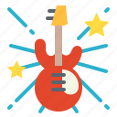 acoustic, guitar, musicalinstrument, orchestra icon