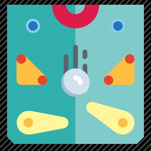 game, gaming, leisure, pinball, slotsgames icon