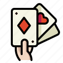 card, gaming, playingcard icon