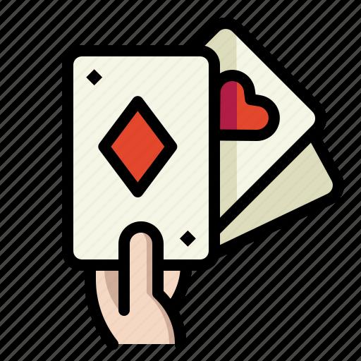 card, gaming, playingcard icon