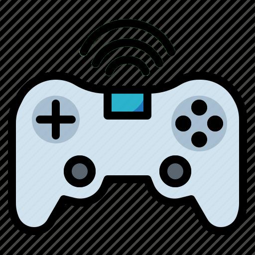 game, gameboy, gamer, gaming, joystick icon