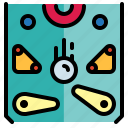 game, gaming, leisure, pinball, slotsgames icon