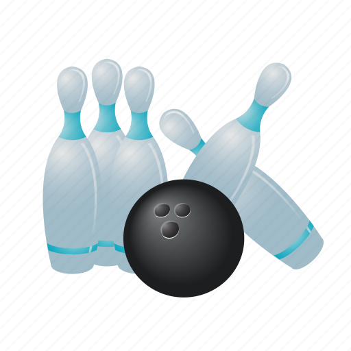 ball, bowl, bowling, equipment, game, sport icon