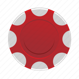 casino, chip, game, play, player icon