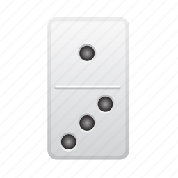 domino, game, hobby, play, player icon