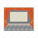teatre, movie, theater, film, cinema