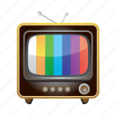 monitor, retro, screen, technology, television, tv icon