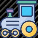 engine, kids, locomotive, railroad, railway, toy, train