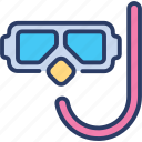 1scuba, diving, glasses, goggles, mask, snorkels, swim