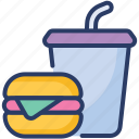 fast, food, hamburger, instant, junk, unhealthy, unhygienic