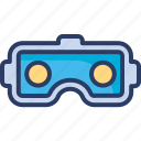 gadget, glasses, goggles, reality, tech, vr