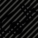 blaster, bombardment, canon, fire, firework, gun, weapon icon