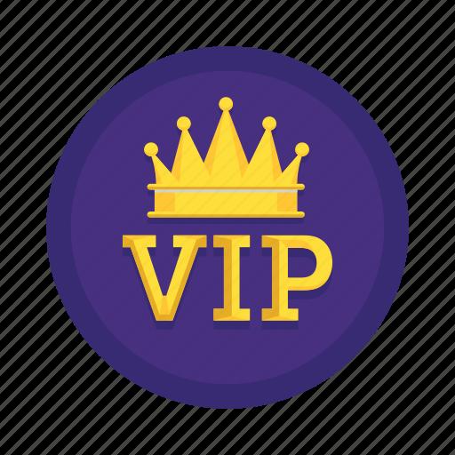 Crown, king, premium, vip icon - Download on Iconfinder