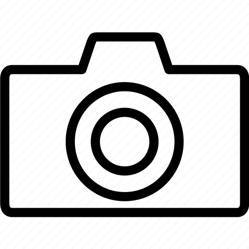 camera, picture, shoot, snap icon