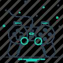 box, controller, gamepad, soccer, x box