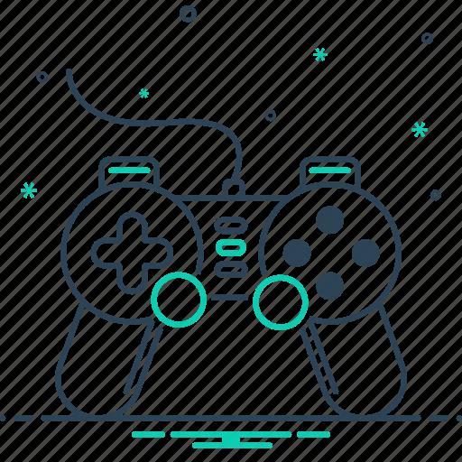 box, controller, gamepad, soccer, x box icon