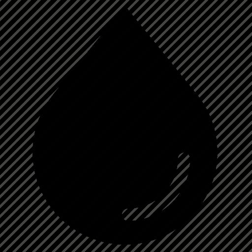 drop, liquid, oil, water, waterdrop icon