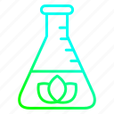 ecology, laboratory, test, tube icon