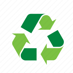 environment, environmental, green, recycle, recycling, safe, sign icon