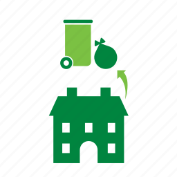 environment, environmental, garbage, green, recycle, recycling icon