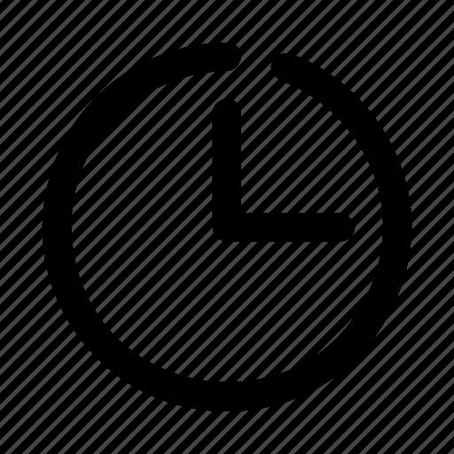Clock, deadline, time, watch icon - Download on Iconfinder