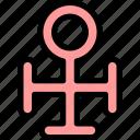 copper, esoteric, human, mental, zodiac icon