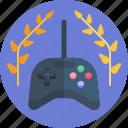 esports, gamepad, game controller, gaming, controller icon