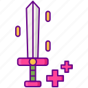 buff, effects, positive, weapon icon