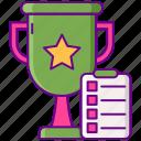esports, organizer, tournament icon