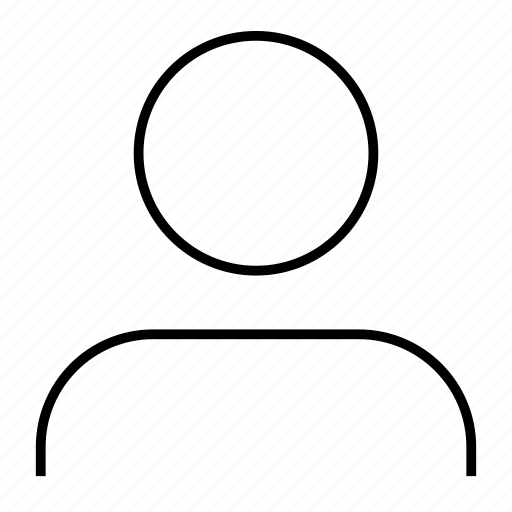 avatar, people, person, profile, silhouette, user, who icon