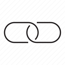 chain, internet, link, url, web icon